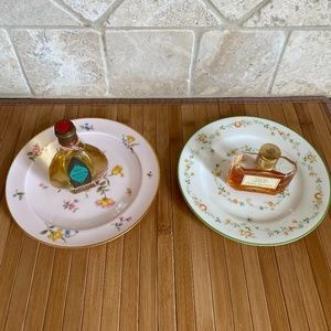 Mini  Bottles Tosca and Eau De Joy & China